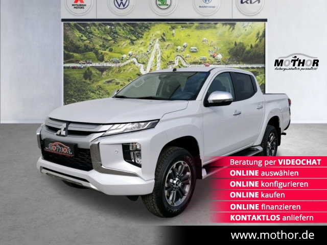 Mitsubishi L200 finanzieren