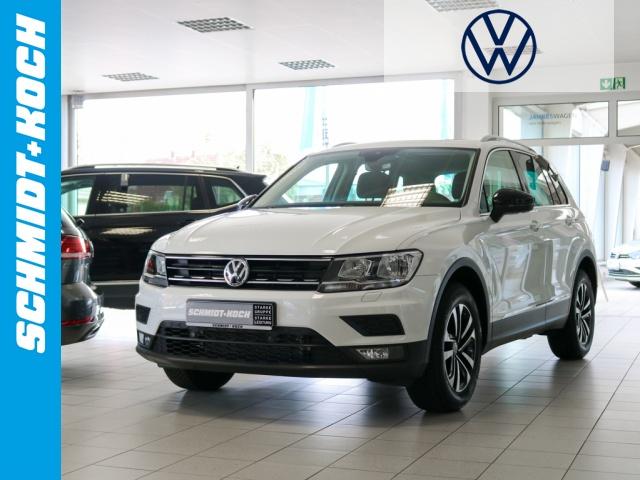 Volkswagen Tiguan 2.0 TDI BMT IQ.Drive DSG Allrad Navi PDC, Jahr 2020, Diesel