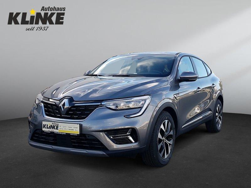 Renault Arkana Zen TCe 140 EDC +Klima+Navi+Rückfahrkamera+PDC, Jahr 2021, Benzin