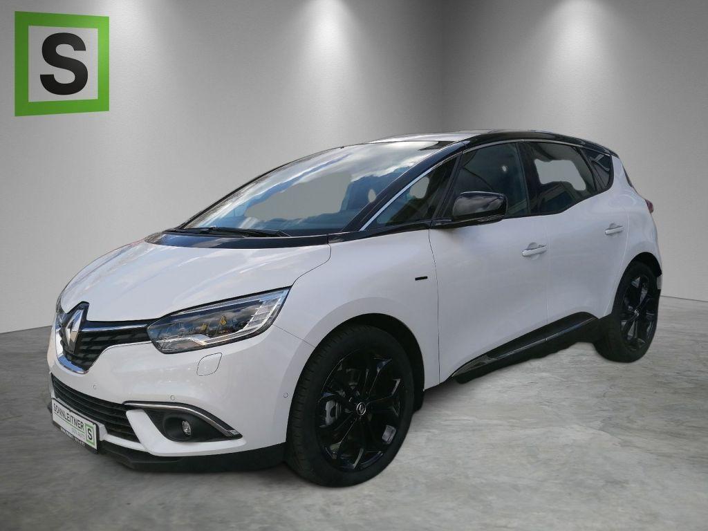 Renault Scenic TCe 140 GPF BLACK EDITION, Jahr 2019, Benzin