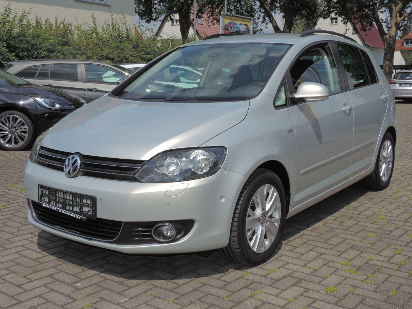 Volkswagen Golf VI Plus 1.6 TDI NAVI+SITZHEIZUNG, Jahr 2013, Diesel