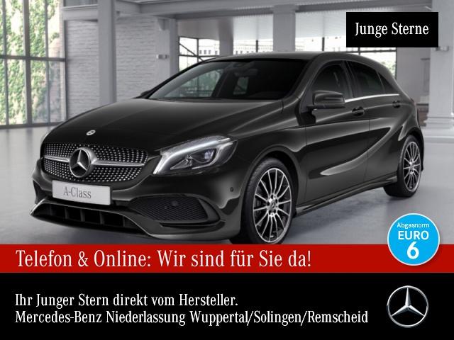Mercedes-Benz A 180 AMG LED Kamera Navi PTS Sitzh Sitzkomfort, Jahr 2017, Benzin