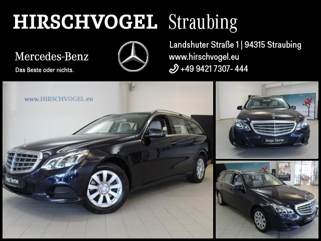 Mercedes-Benz E 300 BT Comand+ILS-LED+PDC+SHZ+Totwinkel-Assist, Jahr 2015, Diesel