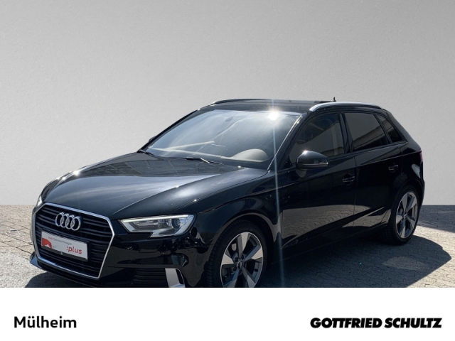 Audi A3 Sportback 30 TFSI sport NAVI XENON TEMP SIH EPH, Jahr 2019, Benzin
