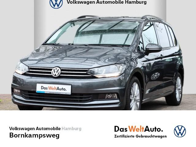 Volkswagen Touran 2.0 TDI Comfortline NAVI/SITZHZG/CLIMATRONIC, Jahr 2020, Diesel