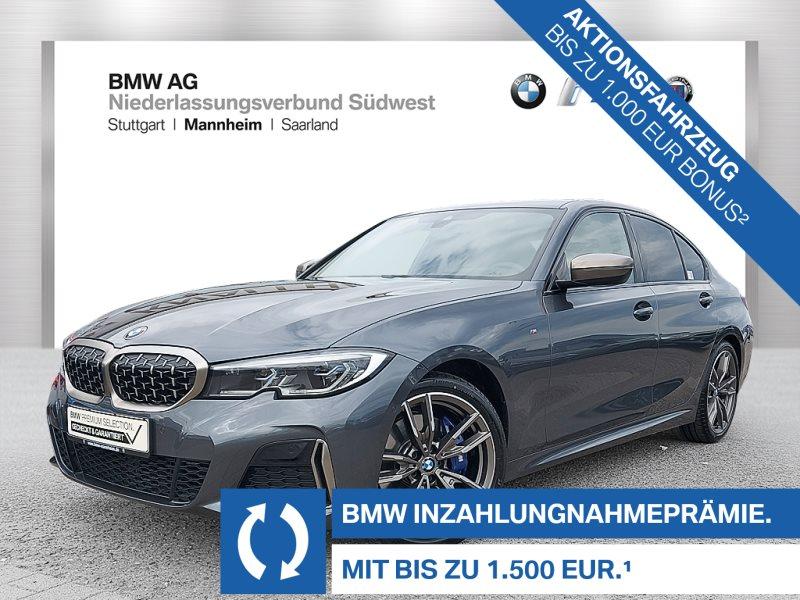 BMW M340i xDrive Limousine M Sportbr. Head-Up DAB, Jahr 2019, Benzin