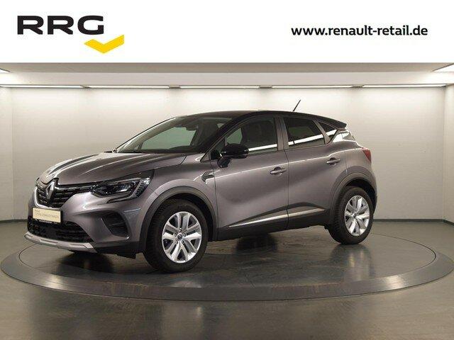 Renault CAPTUR II EXPERIENCE TCe 130 EDC NAVIGATION, Jahr 2020, Benzin
