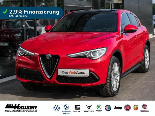 Alfa Romeo Stelvio finanzieren