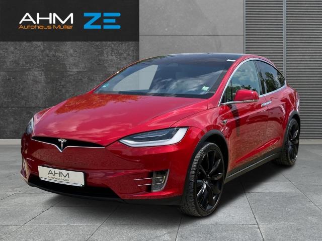 Tesla Model X Long Range *FSD *22'' *on stock/sofort verfügbar, Jahr 2020, Elektro