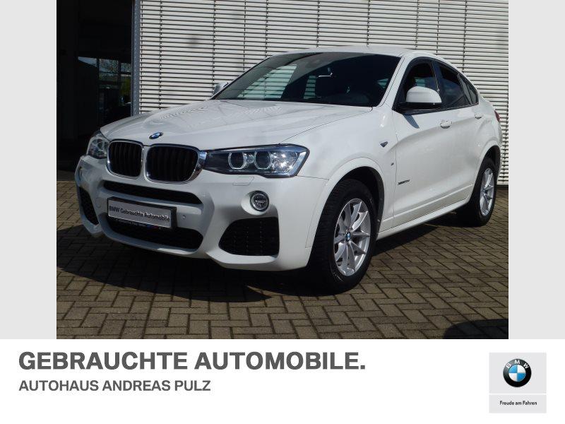 BMW X4 xDrive20d M Sportpaket Head-Up HarmanKardon Standheizung, Jahr 2017, Diesel