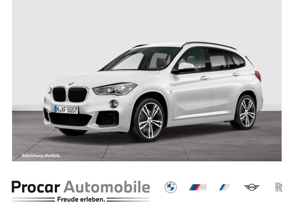 BMW X1 sDrive20i M Sport AHK Navi RFK LED 19 LM HiFi, Jahr 2018, Benzin