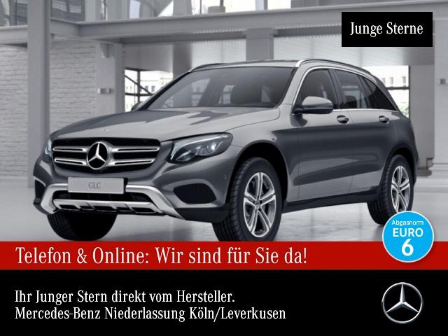 Mercedes-Benz GLC 350 d 4M Stdhzg LED AHK Navi PTS Easy-Pack 9G, Jahr 2017, Diesel