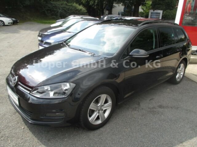 Volkswagen Golf VII Variant 1.2 TSI BM Comfortline Navig., Jahr 2014, Benzin