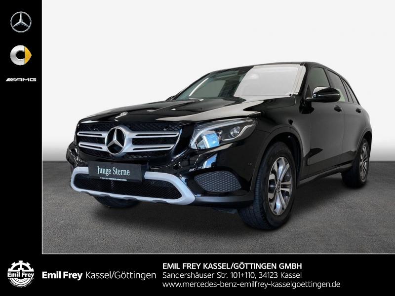 Mercedes-Benz GLC 220 d 4Matic 9G-TRONIC+AHK+Sitzhzg+PTS+Navi, Jahr 2018, Diesel