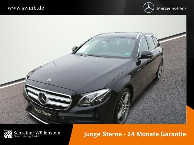Mercedes-Benz E 450 T 4M *AMG*Widescreen*360°*Comand*LED*PDC*, Jahr 2019, Benzin