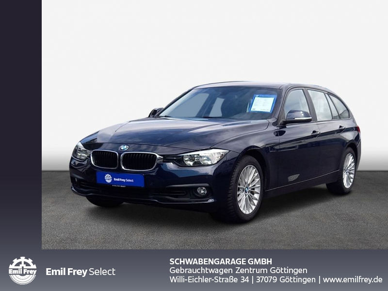 BMW 318i Touring Aut., Jahr 2015, Benzin