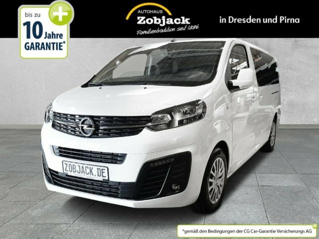 Opel Zafira Life Selection L 1.5D Kamera Navi AHZV, Jahr 2021, Diesel