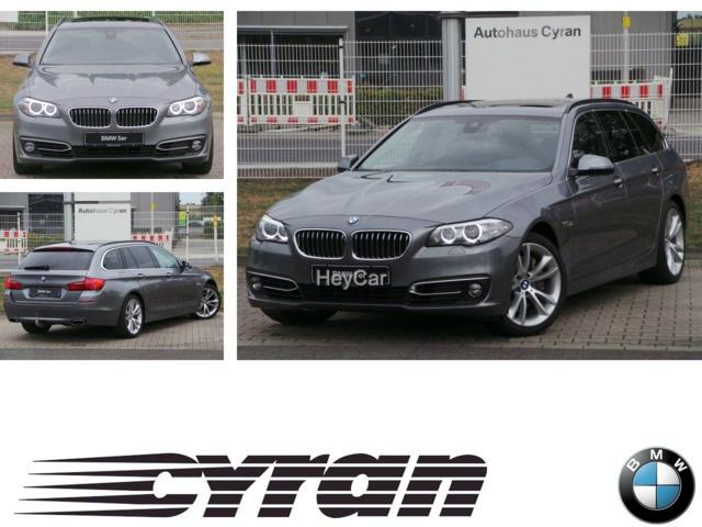 BMW 535d Touri. Luxury Line Navi Prof.AHK Standhzg., Jahr 2014, Diesel