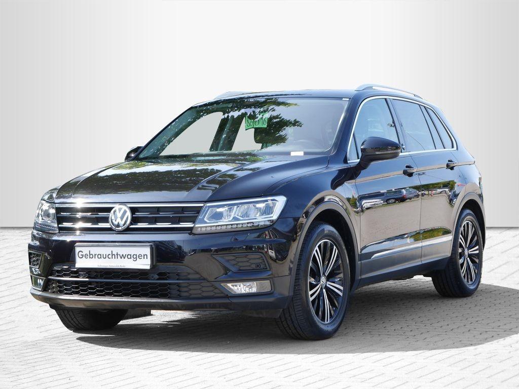 Volkswagen Tiguan 1.4TSI SOUND NAVI P-DACH LED, Jahr 2018, Benzin