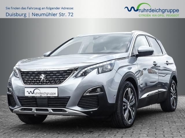 Peugeot 3008 Allure 1.2 PureTech 130 EU6d-T FULL-LED, Jahr 2019, Benzin