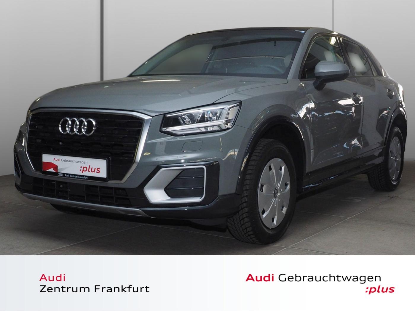 Audi Q2 30 TDI design Navi LED Panorama Tempomat PreS, Jahr 2019, Diesel