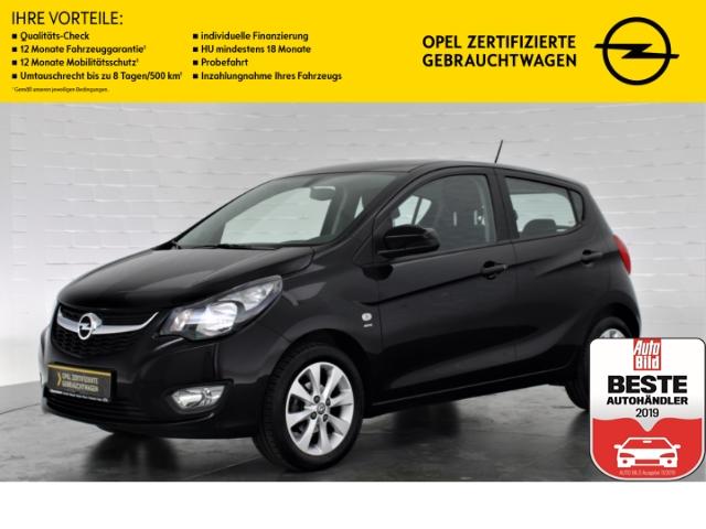 Opel Karl ACTIVE+PARKPILOT+BLUETOOTH+SITZ-/LENKRADHEIZUNG+KLIMAANLAGE+KOPFAIRBAG+MP3+USB, Jahr 2017, Benzin