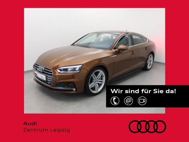 Audi A5 Sportback 3.0 TDI sport qu. *S-line*LED*Pano*, Jahr 2017, Diesel