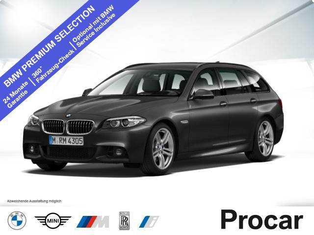 BMW 535d Touring M Sportpaket Navi Prof. Sport Aut., Jahr 2016, Diesel