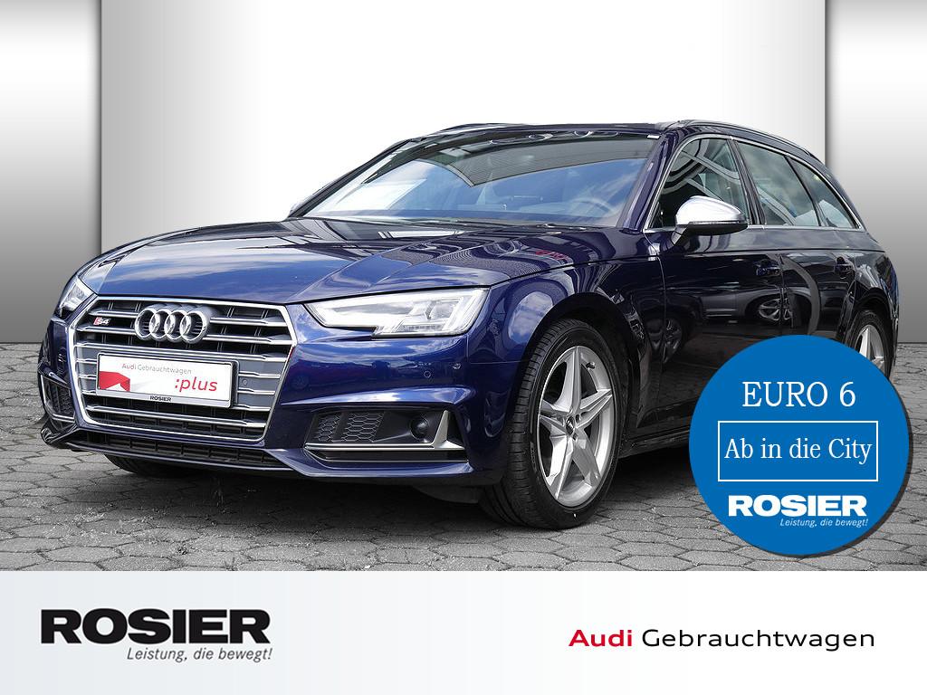 Audi S4, Jahr 2018, petrol