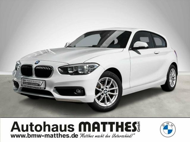 BMW 118 i 3-Türer Advantage Tempomat USB PDC, Jahr 2018, Benzin