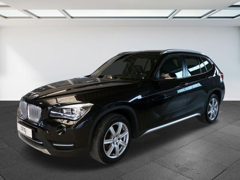 BMW X1 XDrive 20i Aut. AHK, NAVI, Klima, Jahr 2014, Benzin