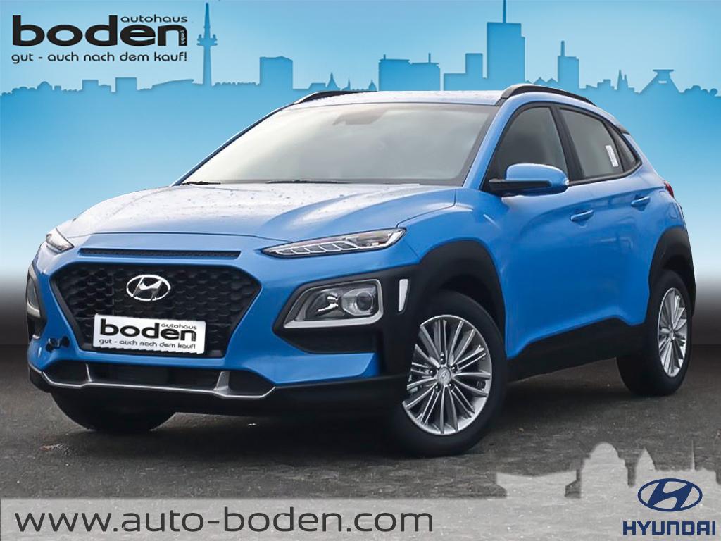 "Hyundai Kona 1.0 Turbo Trend 17""Alu Navi-P Komfort-P PDC, Jahr 2018, petrol"