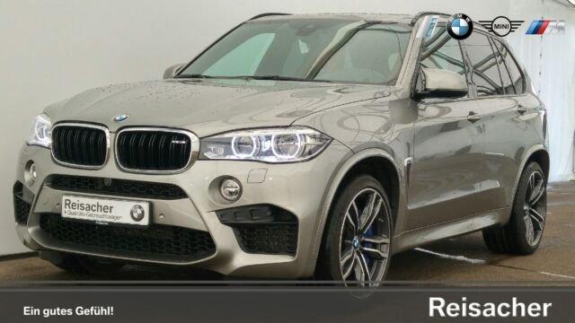 """BMW X5 M A LM21"""",Standh,SurrV,AHK,h&k,SHFo,Pano,RFK, Jahr 2016, Benzin"""
