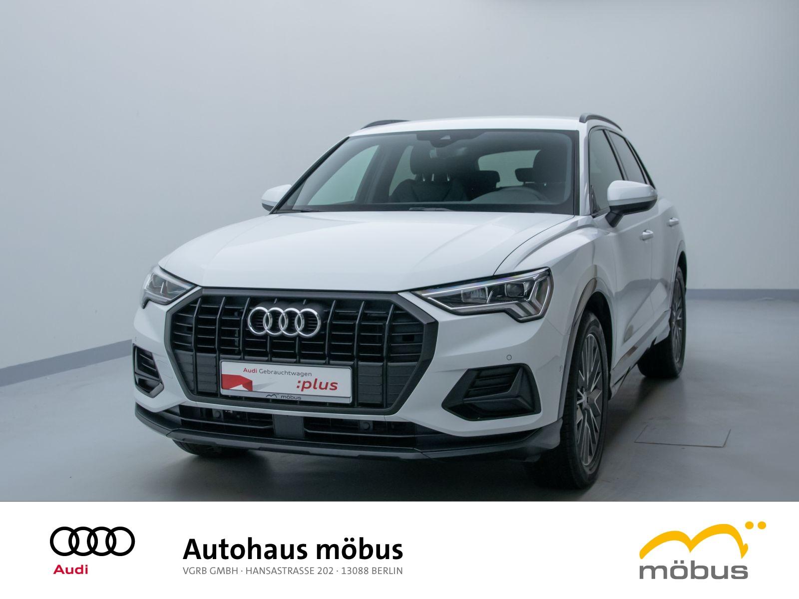 Audi Q3 advanced 35 TFSI 6-GA*SLINE*AHK*LED*NAVI*ACC, Jahr 2020, Benzin