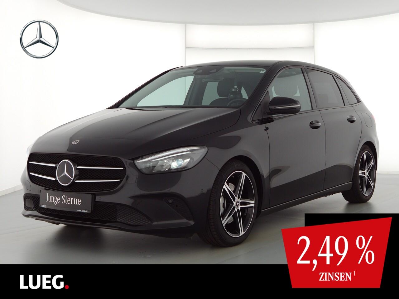 Mercedes-Benz B 200 d Progressive+MBUXHighE+LED+Sound+Night+RK, Jahr 2020, Diesel