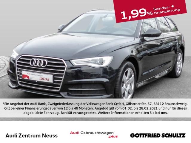 Audi A6 Avant 2.0 S-tronic NAVI PDC VO HI KAM XENON TDI ultra, Jahr 2018, Diesel