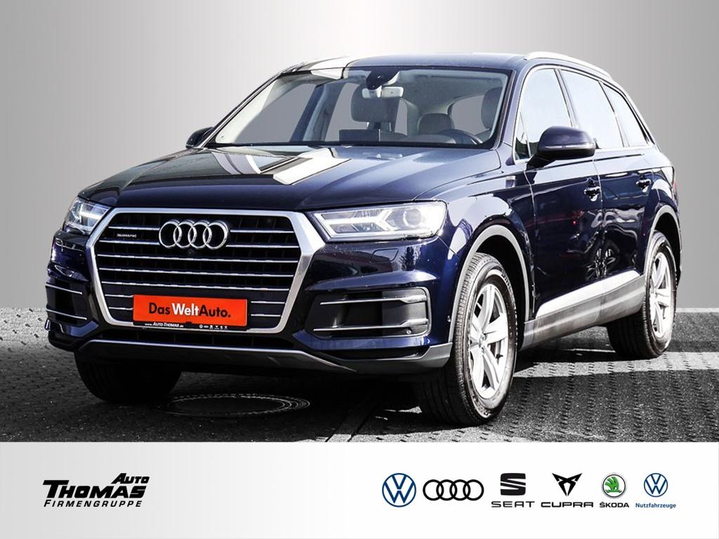 Audi Q7 3.0 TDI quattro tiptronic 8-stufig EU& *NAVI*, Jahr 2016, Diesel