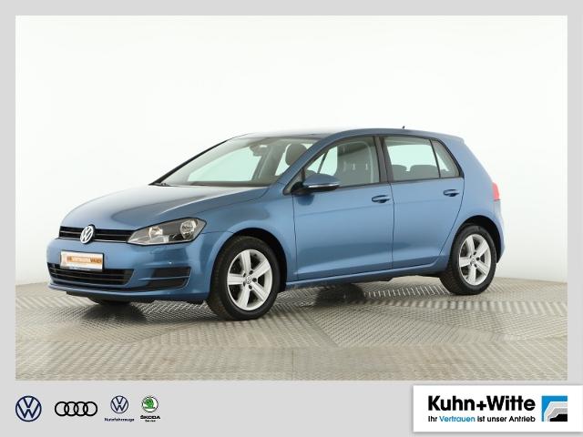 Volkswagen Golf VII 2.0 TDI Comfortline *DSG*Navi*Sitzheizu, Jahr 2014, Diesel