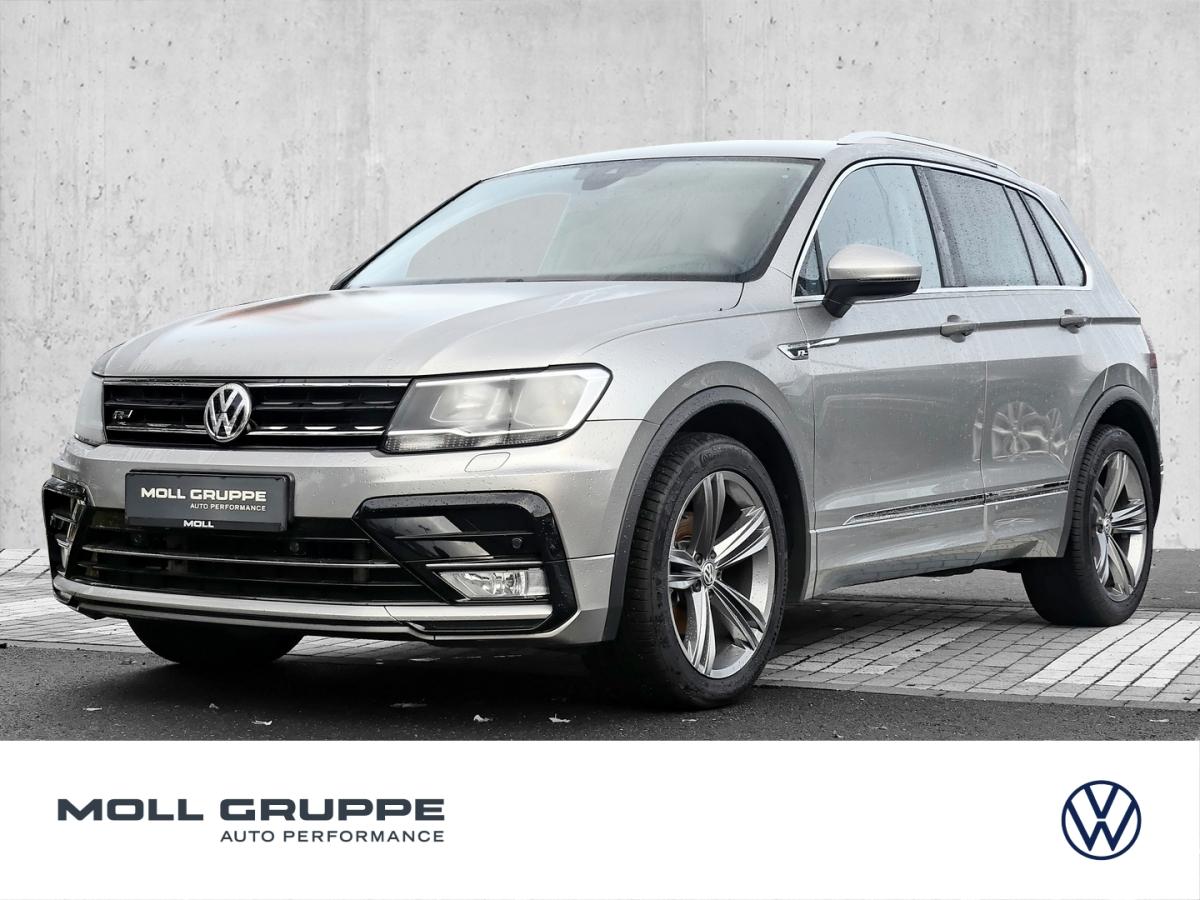 Volkswagen Tiguan 2.0 TDI Comfortline R-Line PAKET AHK ALU, Jahr 2017, Diesel