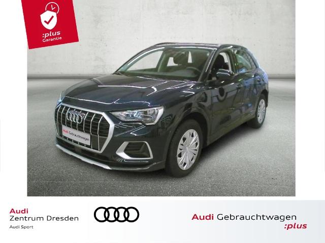 Audi Q3 advanced 35TFSI LED-SW AHZV DAB, Jahr 2020, Benzin
