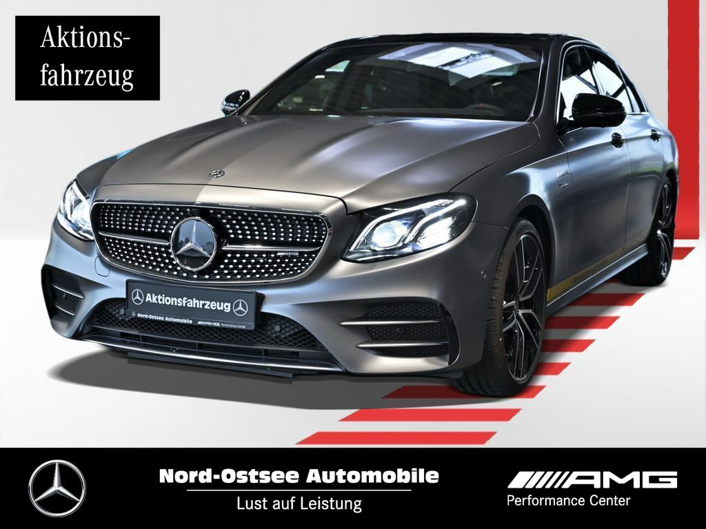 Mercedes-Benz AMG E 53 4M+ MAGNO*CARBON*20''*HUD*MULTIBEAM, Jahr 2019, Benzin