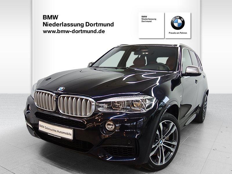 BMW X5 M50d M Sportpaket, Jahr 2017, Diesel