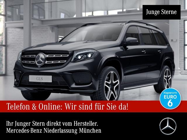 Mercedes-Benz GLS 350 d 4M AMG 360° Stdhzg Pano Harman Distr, Jahr 2018, Diesel