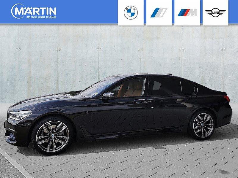 BMW 740d Ld xDrive *Night Vision*Stdhzg.*4xMassage*B&W*Fond Entertainment*, Jahr 2016, Diesel
