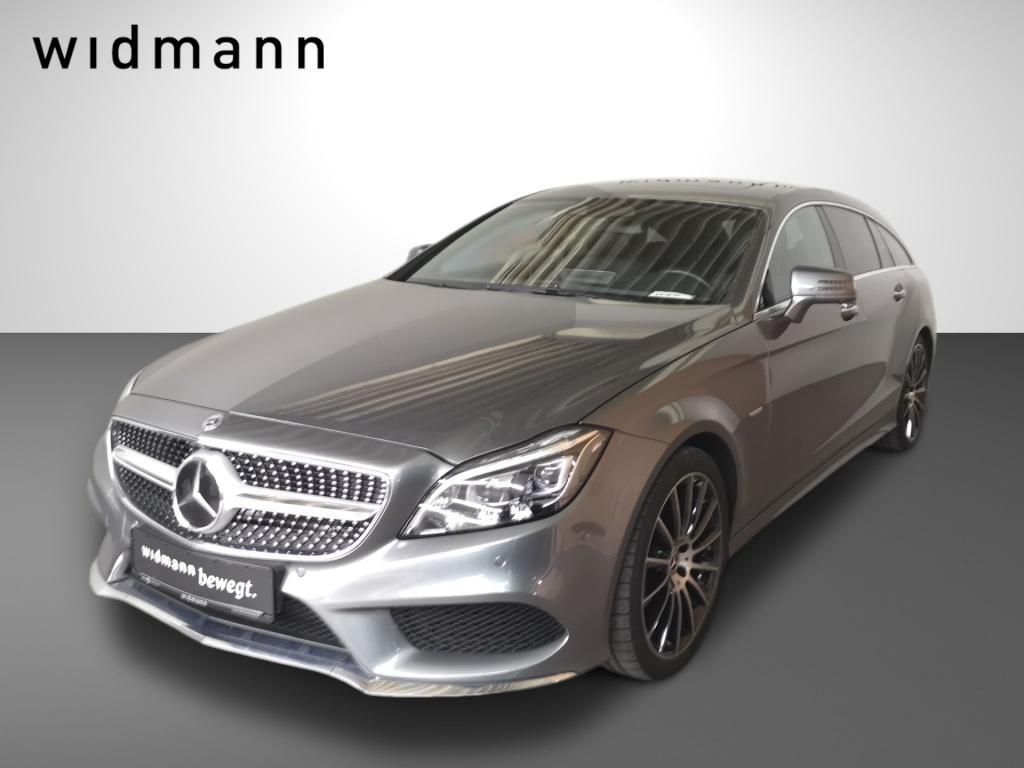 Mercedes-Benz CLS 400 4M SB AMG*Sitzkl.*Burmester*Comand*Multi, Jahr 2017, Benzin