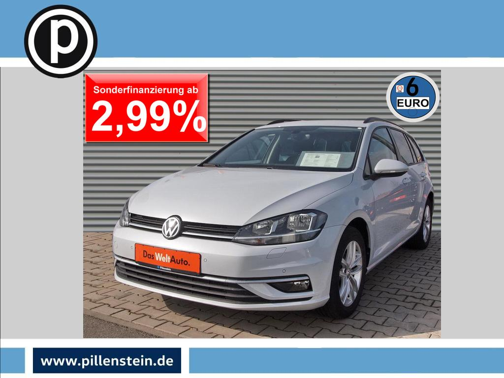 Volkswagen Golf VII 1.6 TDI Comfortline DSG ACC DAB+ NAVI, Jahr 2017, Diesel