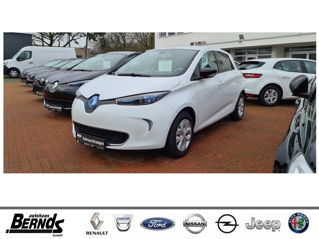 Renault ZOE (mit MIETBATTERIE) 22 kwh Zen KLIMAAUTOMATIK, Jahr 2016, Elektro