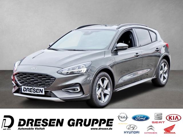 Ford Focus Active Lim. 1,0 125PS LED/HEAD-UP/ SITZHEIZUNG, Jahr 2021, Benzin