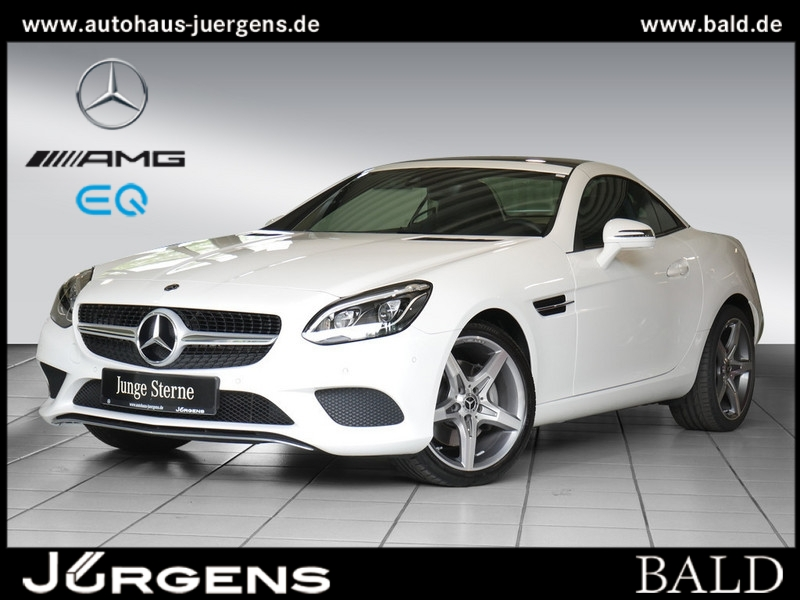 Mercedes-Benz SLC 200 Navi/ILS/Park-Assist/Totwinkel/Automatik, Jahr 2019, Benzin
