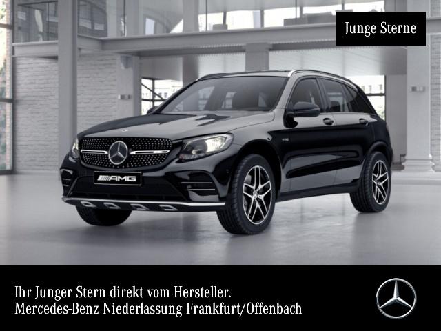 Mercedes-Benz GLC 43 4MATIC Sportpaket Bluetooth Navi Vollleder, Jahr 2017, Benzin
